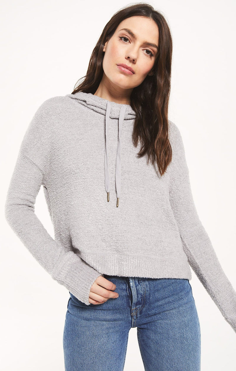 Kacey Feather Hoodie