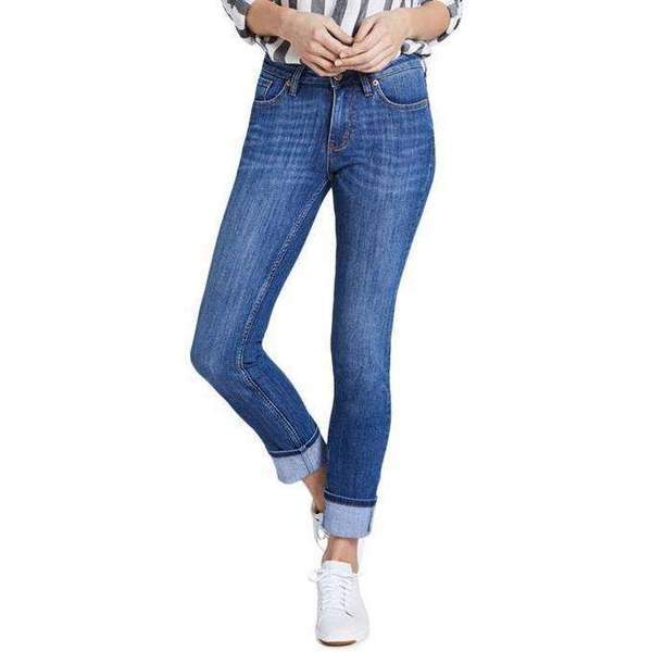 Women's Performance Denim Straight & Narrow Rigid Redux - Kittyhawk