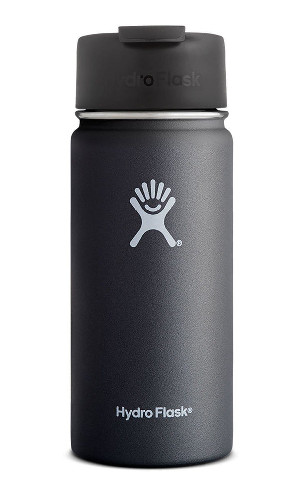 16 oz Wide Mouth Coffee Flask w/ Flip Cap