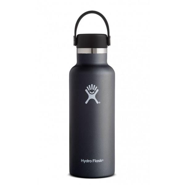 18oz Standard Mouth Bottle with Flex Cap