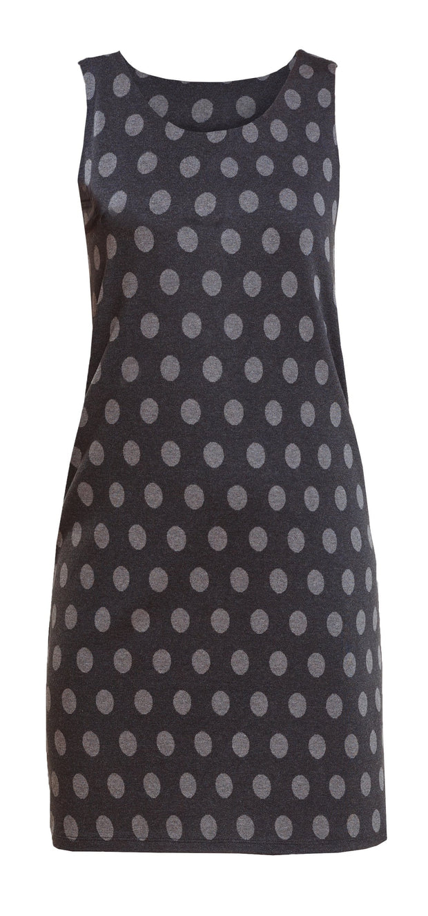 Kendra Reversible Shift Dress
