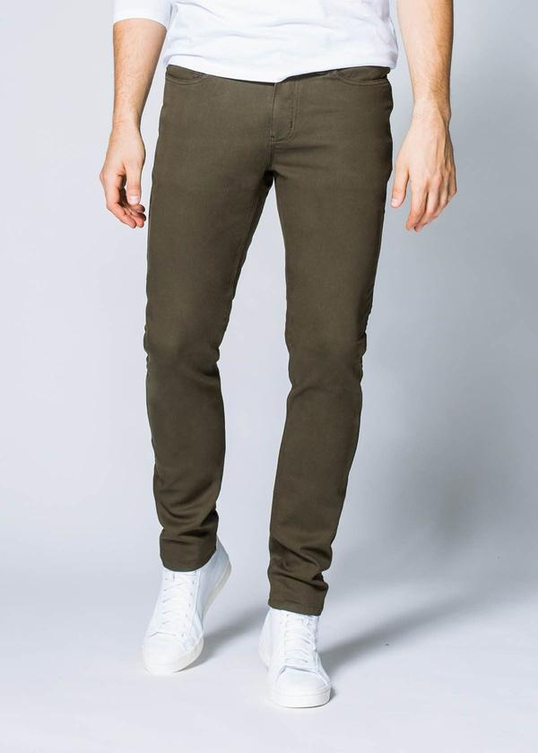 Men's No Sweat Pant Slim - Army Green