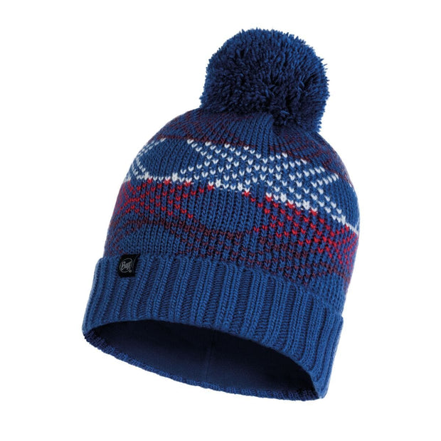 Knitted & Polar Garid Hat