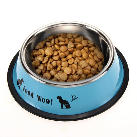 Dog Food Bowls for Dogs Water Dishes Outdoor Drinking Water Fountain Pet Dog Dish Feeder