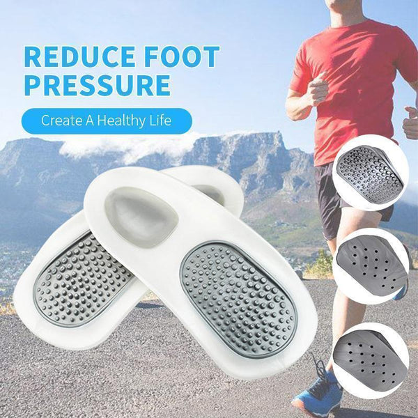 Foot Orthotics Plantar Fasciitis Arch Support Insoles