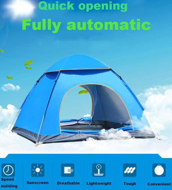 Fully automatic tent/Quick opening/Easy to build