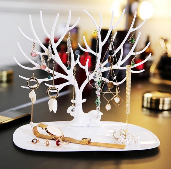 Deer Antlers Jewelry Stand(50% OFF)