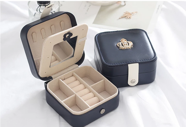 HOT SALE🔥Portable Travel Jewelry Box