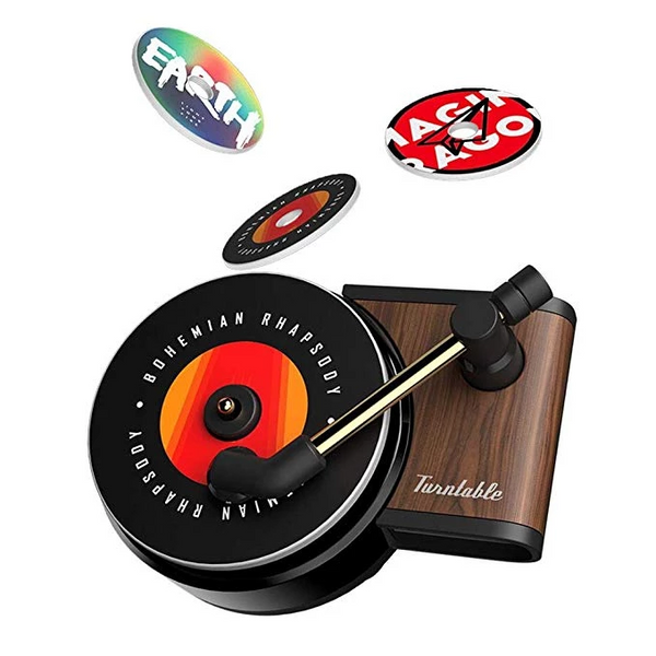 Vintage Record Player Fragrance Diffuser