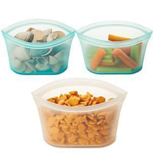 70% OFF—Silicone Zip Lock Container