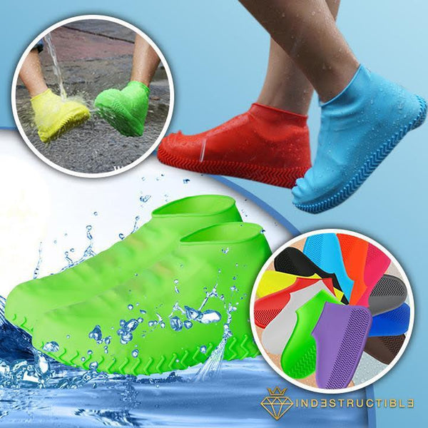 Indestructible Waterproof Shoe Armor (Original & High Quality)