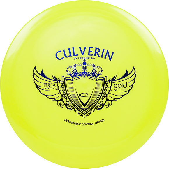 Latitude 64 Gold Culverin