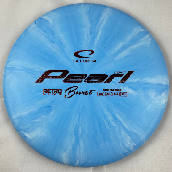 Latitude 64 Retro Burst Pearl