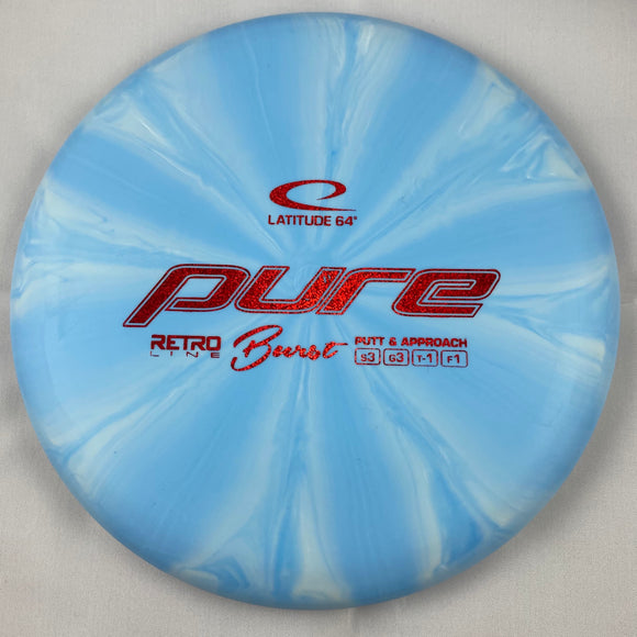 Latitude 64 Retro Burst Pure