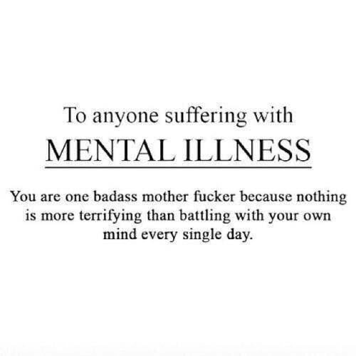 National Mental Illness Day 2019