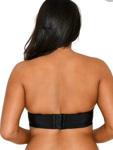 Luxe Strapless 'Multiway' Bra Black