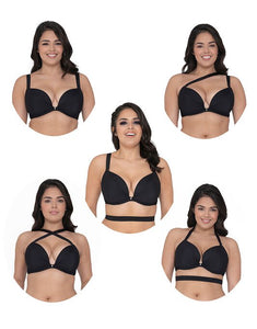 Super plunge multiway Black by Curvy Kate