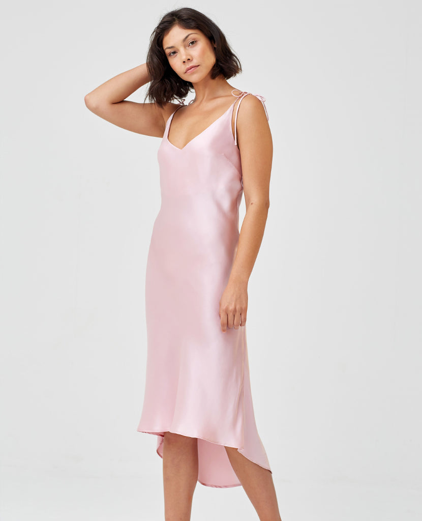 Aurora Silk Nightdress