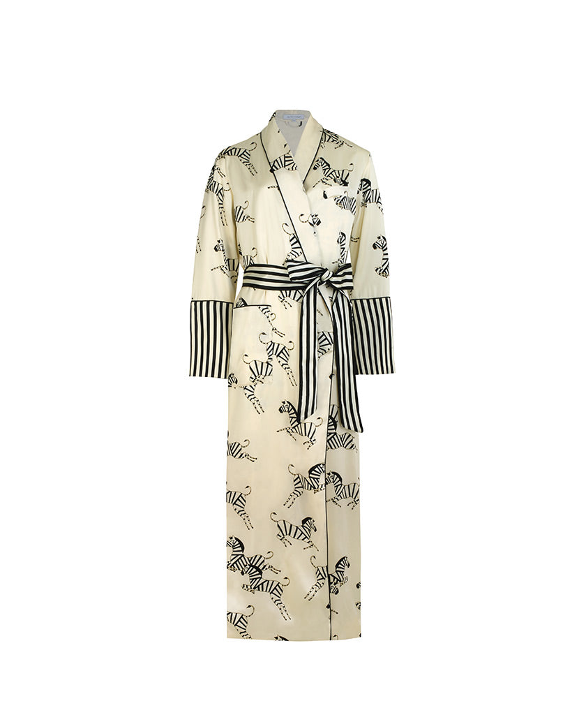 Capability Zebedee Full-Length Robe