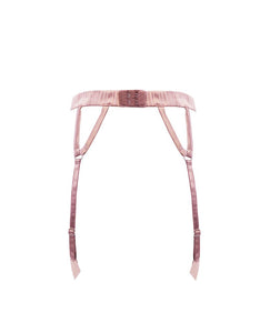 Desert Rose Suspender Belt