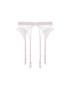 Lily Lace Suspender Belt