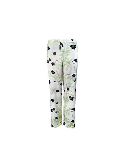 Neo Mint Vine Pyjama Bottoms