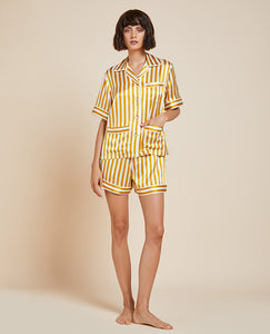 Millicent Noemi Silk Pyjama Set