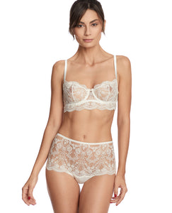 A La Rose High Waist Brief