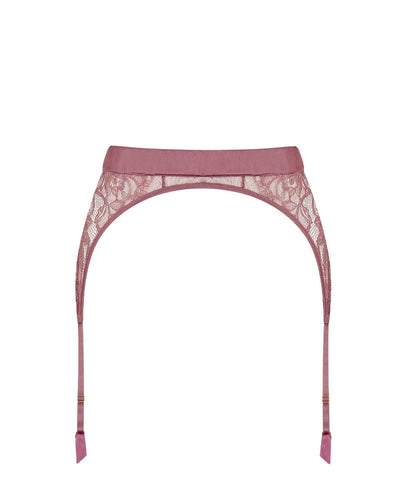 Bisou Suspender Belt