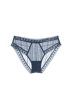 Isabel High Leg Brief