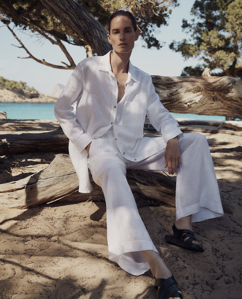The Formentera Oversized Shirt