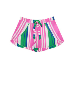 Gigi Stripe Short
