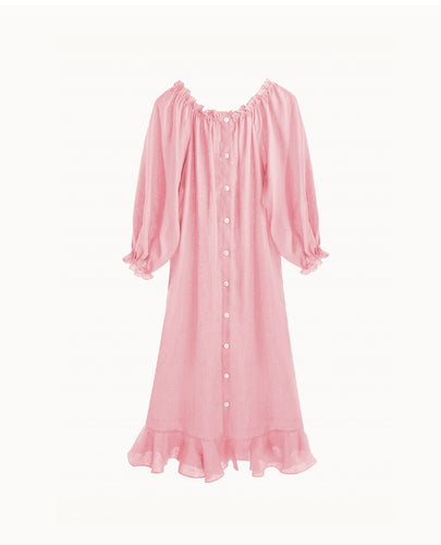 Judas Tree Loungewear Dress