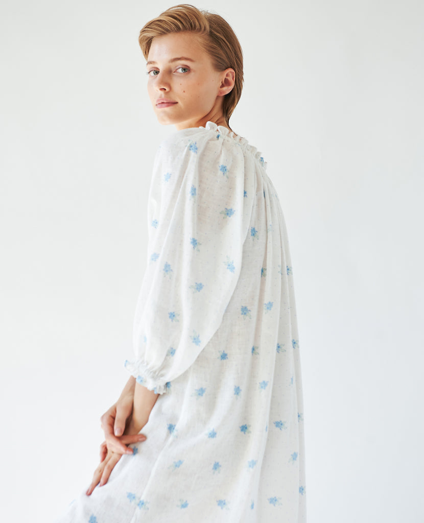 Loungewear Dress in Linum