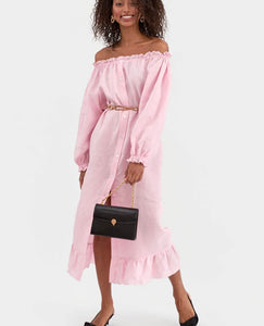 Loungewear Dress in Pink