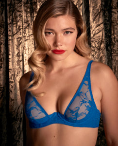 Mae High Apex Plunge Bra