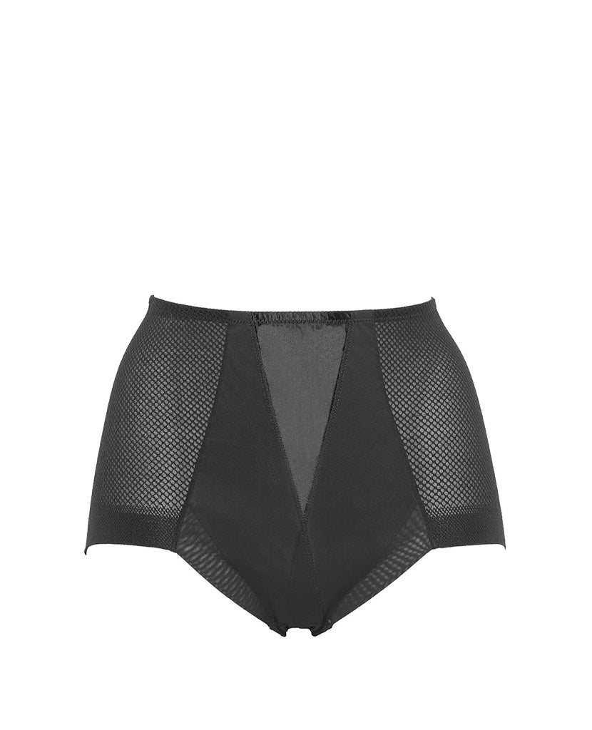 Silhouette Black Panty Girdle