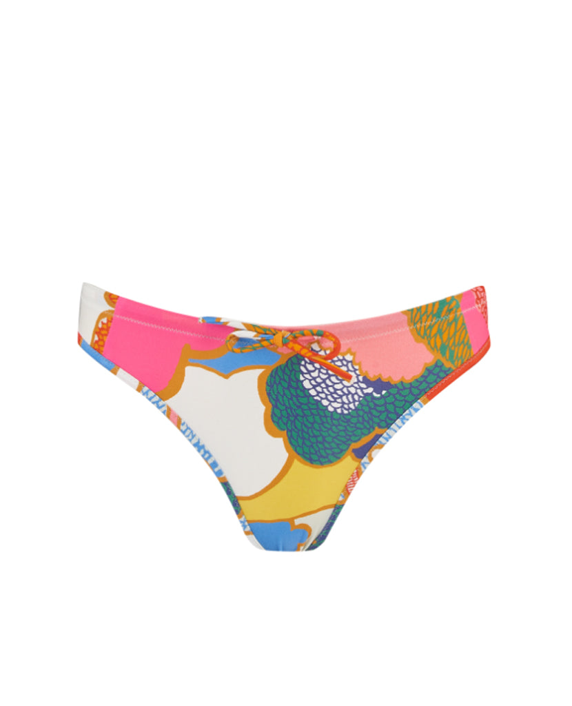 Le Rayol Bikini Bottoms in Exclusive Liberty Print