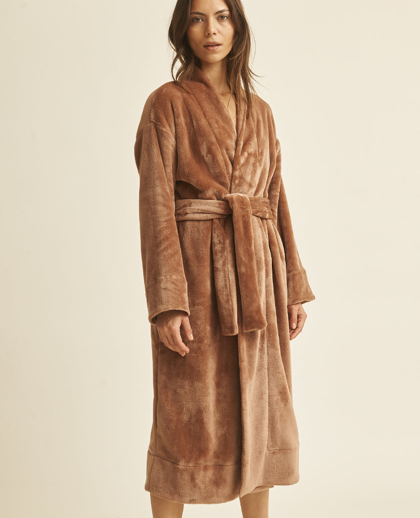 Whitney Plush Robe