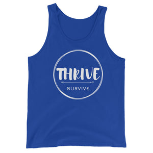 Thrive Over Survive Tank Top