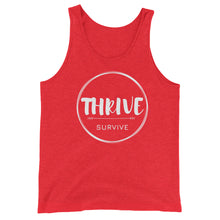 Load image into Gallery viewer, Thrive Over Survive Tank Top