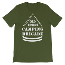 Load image into Gallery viewer, Old Timers Camping Brigade Shirt