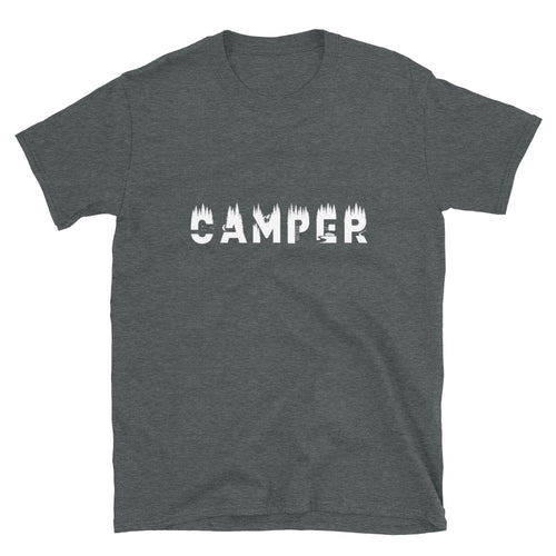 Camper In The Wild Value Shirt