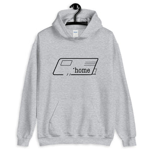 Travel Trailer Home RV Hoodie