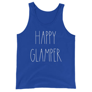 Happy Glamper Tank Top