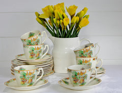 Country Cottage Tea Set