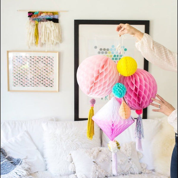 Tassel party decorations