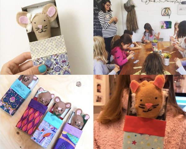 Kids craft parties in London