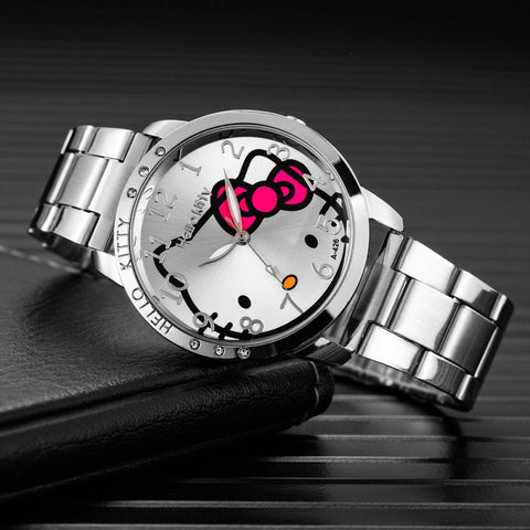 Women Sliver Watch Stainless Steel  Watches Women Top Brand Luxury Casual Clock Ladies Wrist Watch Relogio Feminino
