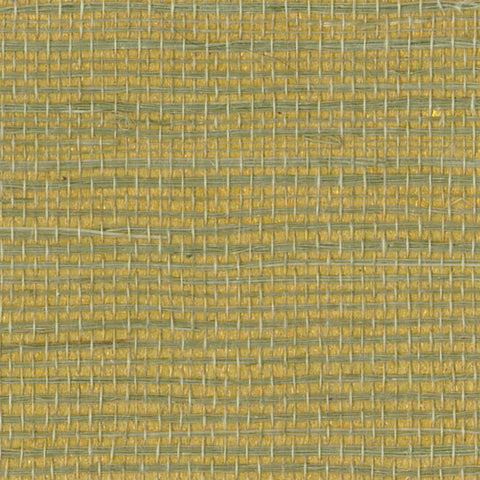 Grasscloth - Gold Metallic